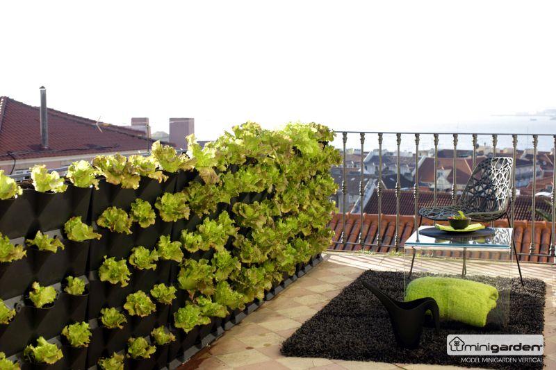 Minigarden Vertical moduláris növénytartó rendszer