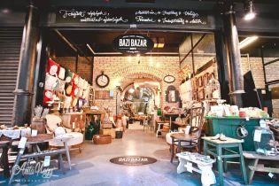 Felújított régiségek, múltidéző újdonágok - bemutatkozik a Bazi Bazár