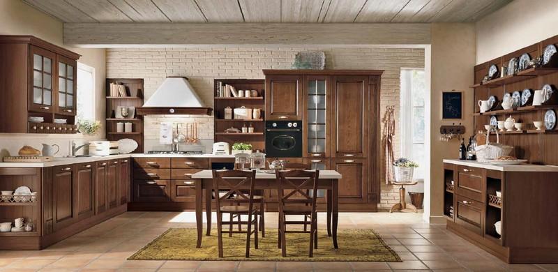 A klasszikus konyhabútor: az ARMONIA