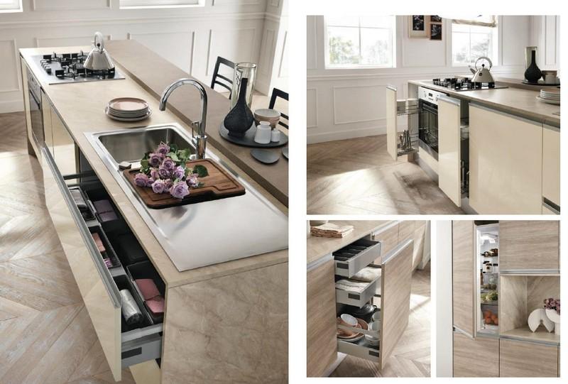 A letisztult minimalista: a LINEA konyhabútor Bono Design
