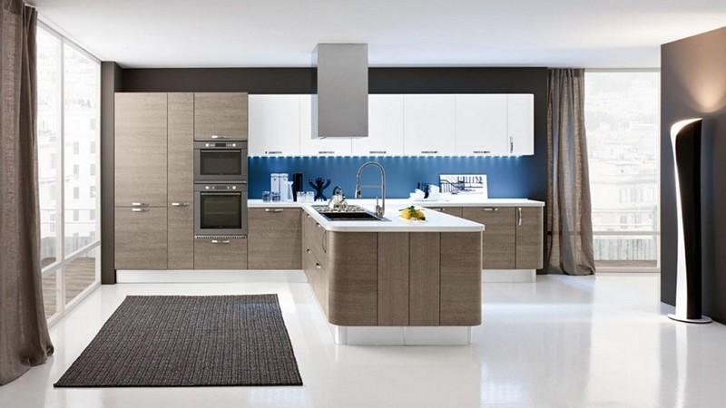 A kényelmes modern: a PARAGON GLAM trendi konyhabútor modern jó minőségű