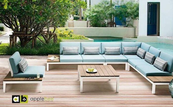 Apple Bee kerti bútorok