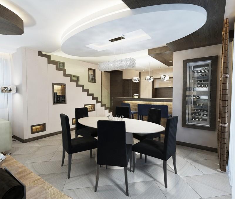 Lépcsőfeljáró alatti tér kihasználása Dóró Judit lakberendező tervei