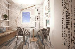 Egybe nyitott terek, látványos burkolatok - Ilyen lesz a fiatal lány tetőtéri otthona