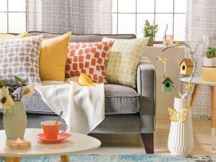 Tavaszi lakásdekorációs kiegészítők már a KIKA új szegedi áruházában is
