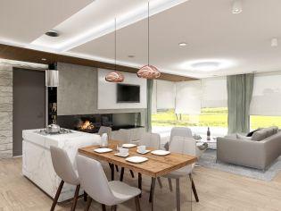 Modern és otthonos családi nyaraló Siófokról vendégszobákkal és vendég fürdőszobákkal