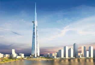 Új rekorder a világ legmagasabb épületei között