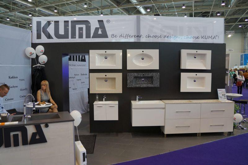 Kuma Hungary az Otthon Design Kiállításon
