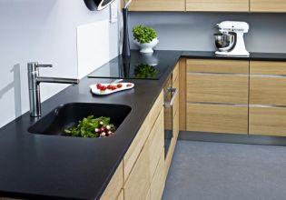 Kuma öntött mosdók és mosogatók, pultok dán technológiával