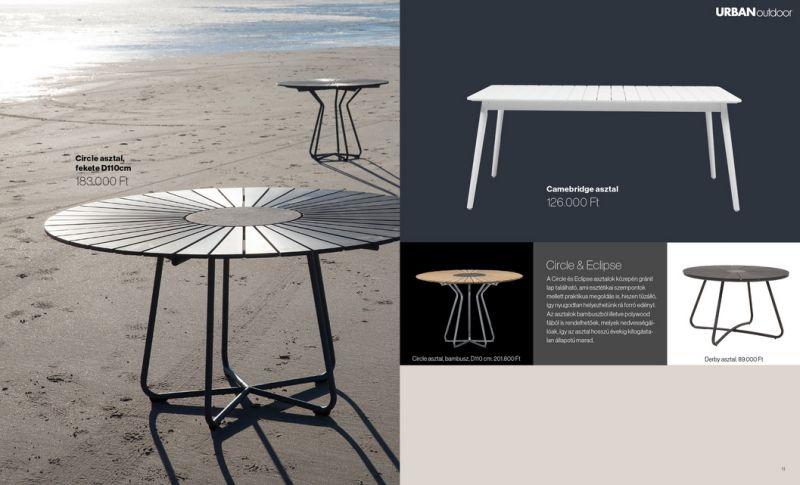 IDdesign kültéri bútor kerti bútor katalógus