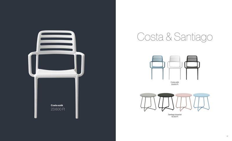 IDdesign szék kertbe