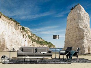 A Natuzzi bútorok Puglia festői tájain elevenednek meg