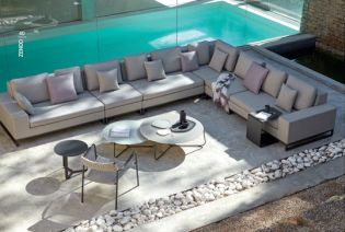 Együtt a szabadban - Válogatás a Tectona Grandis 2016-os kerti bútoraiból