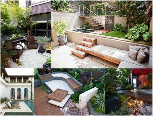 10 inspiráló kertrészlet kertfelújítás előtt állóknak