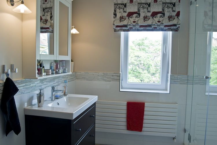 Erdélyi Krisztina lakberendező fürdőszoba lakberendezés