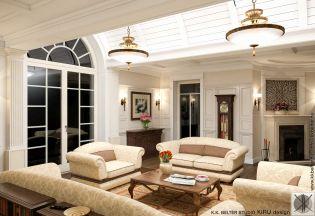 Amerikai luxus rezidenciák inspirálták a megbízót