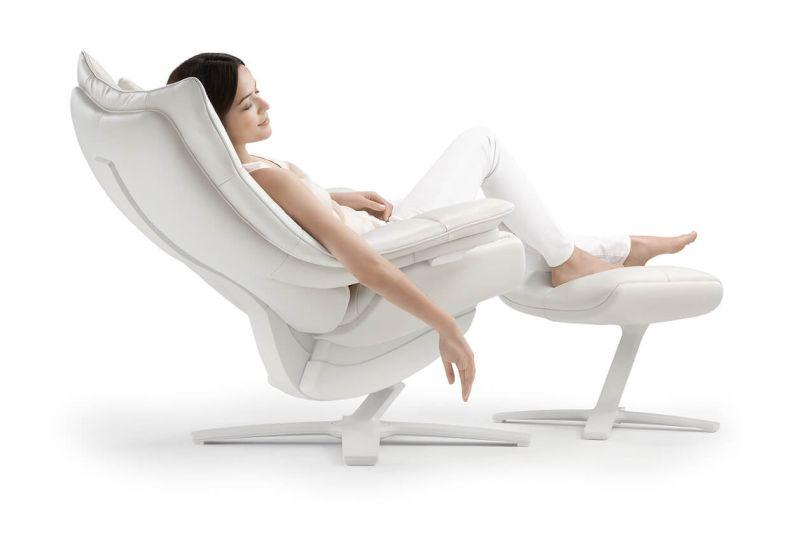 Re Vive fotel relax állásban