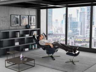 Édes semmittevés egy különleges Natuzzi relax fotelben
