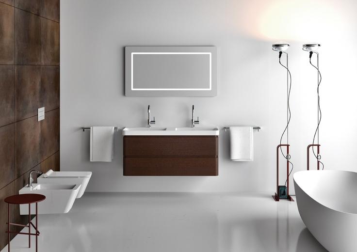 Minimál Catalano fürdőszoba és mosdó szaniter