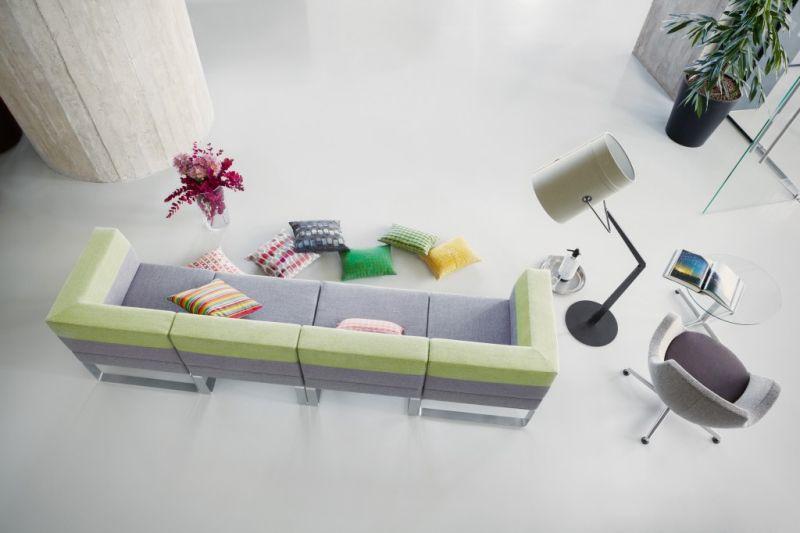 RIM CZ Modular szék irodába közösségi térbe