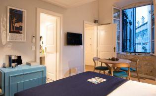 Gyöngyszem az Adriánál - fiatalos lakásfelújítás 43 m2-en a horvát tengerparton