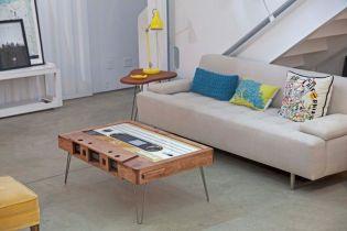 Szereted a retró lakberendezési ötleteket? Nézd meg mi ihlette a kávézóasztal tervezőit!