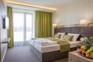 A természeti környezet ihlette a lakberendezőket - Megnyitott a vasadi Nádas Tó Park Hotel