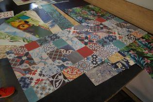 Tapéta és vászonkép egyedi ötletek alapján - Workshop élménybeszámoló