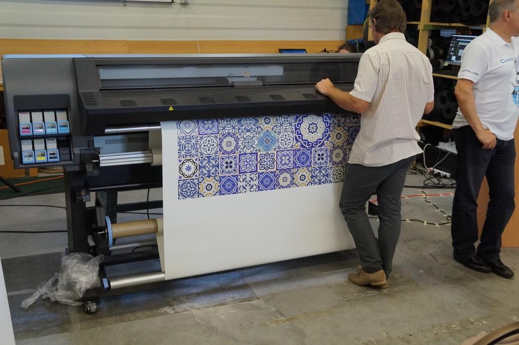 Tapéta nyomtatás egyedi ötlet alapján