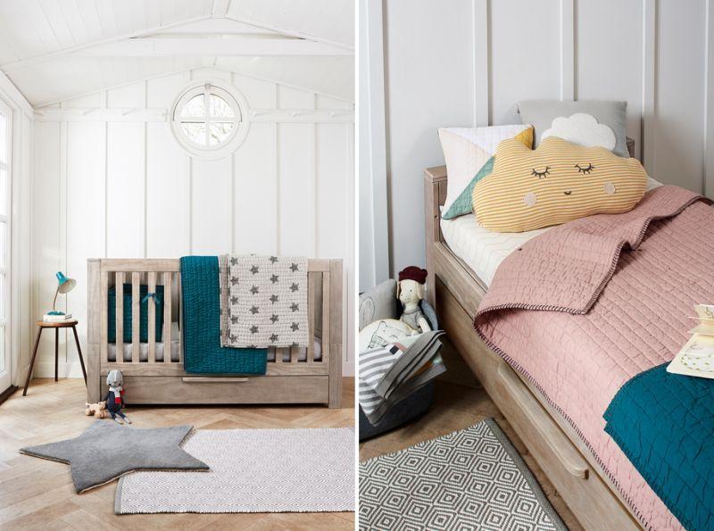 Mamas and Papas Home ágytakaró és szőnyeg
