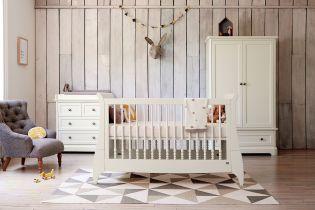 A legújabb Mamas & Papas üzletben találkozhatsz a Home bababútor és babaszoba kollekcióval