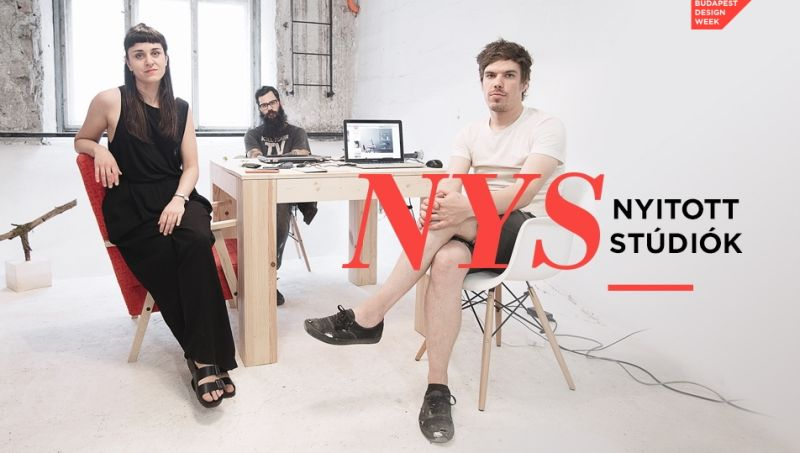 Design Hét Budapest 2016 Nyitott stúdiók