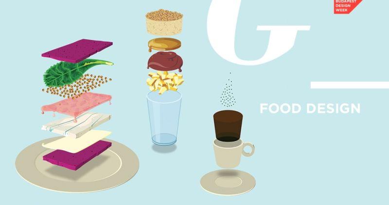 Design Hét Budapest 2016 Food Design