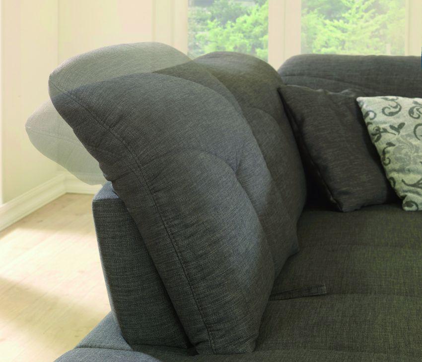 ADA Madrid kanapé állítható fejtámla