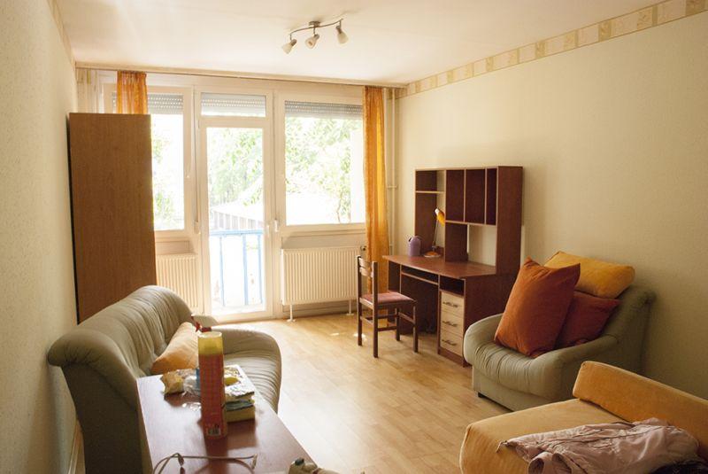 Szegedi lakás felújítás előtt