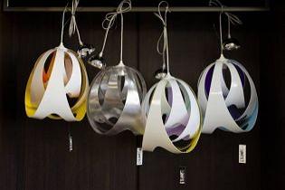 Központi világítás olasz Slamp design lámpákkal