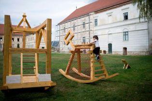 A megújult bonchidai Bánffy kastélyba költözött a Művészetek és Mesterségek Központja