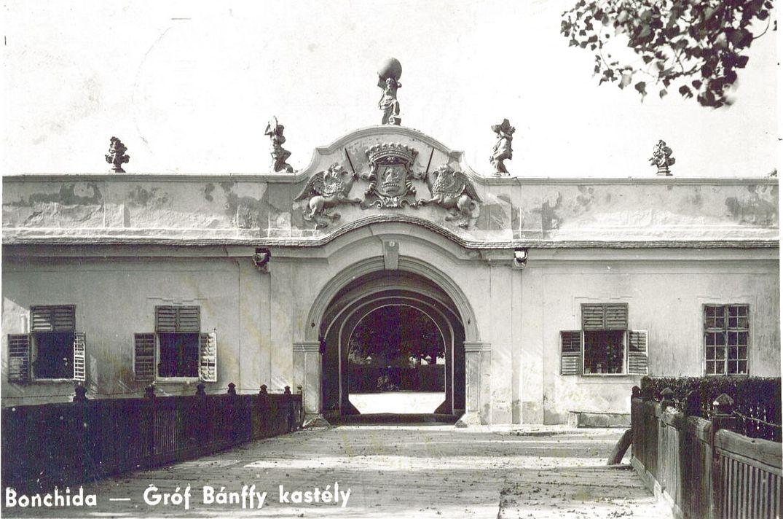 bonchidai Bánffy kastély