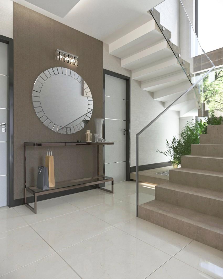 New art deco lépcsőház