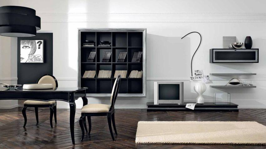 Modern klasszikus nappali bútor