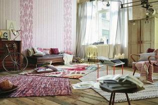 Az Esprit téli szőnyegkollekciója