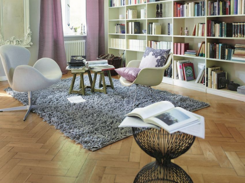 Esprit home szőnyegkollekció egyszínű