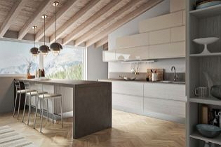 Bízd a modern konyhád megtervezését az olasz design szakértőire!