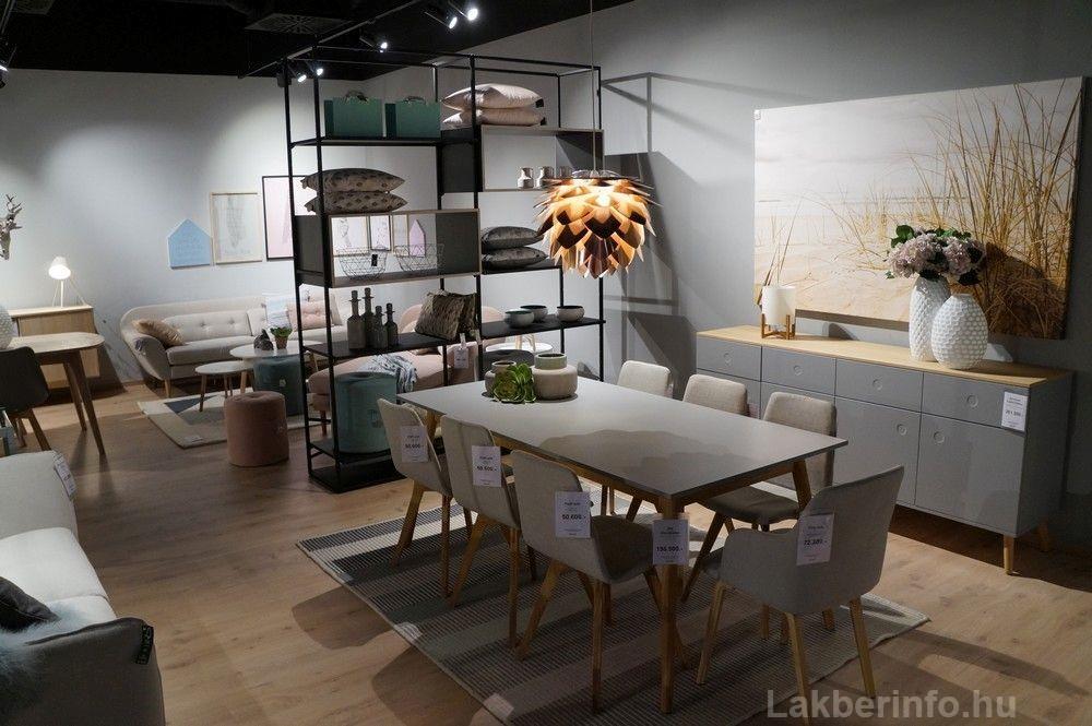 Új lakberendezési üzletet nyitott az IDdesign a Váci Cornerben design lámpák