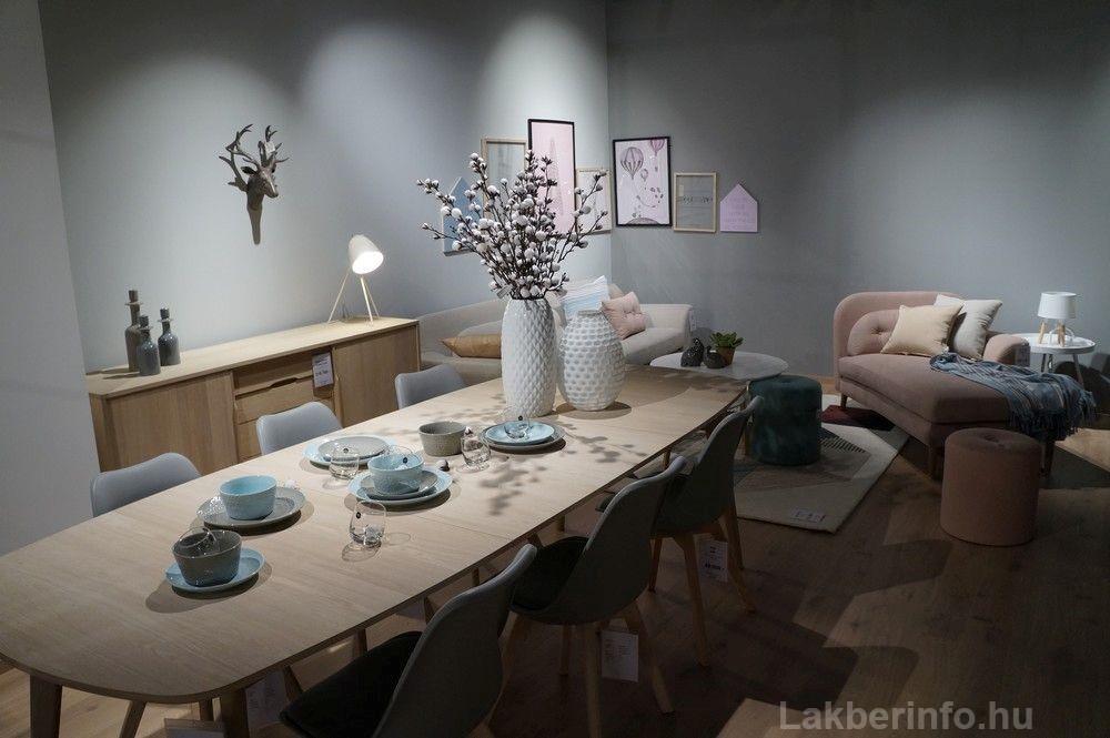 Új lakberendezési üzletet nyitott az IDdesign a Váci Cornerben skandináv lakberendezés