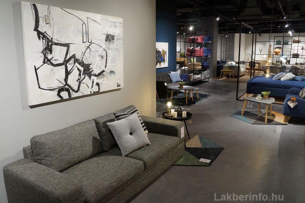 Új lakberendezési üzletet nyitott az IDdesign a Váci Cornerben festmények nappaliba, étkezőbe