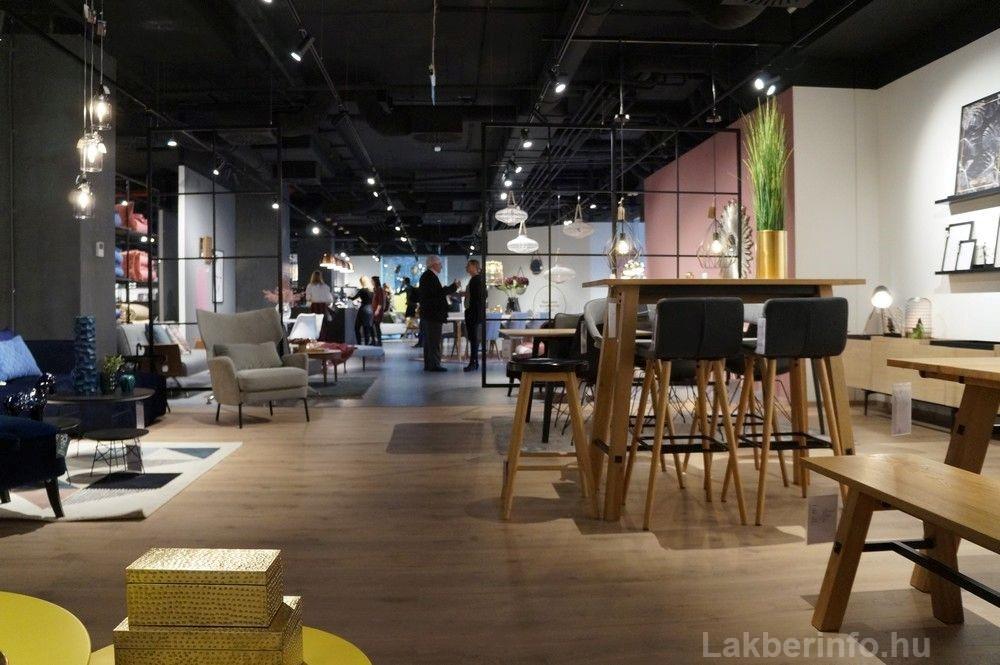 Új lakberendezési üzletet nyitott az IDdesign a Váci Cornerben lakberendezési üzlet nyílt 2016