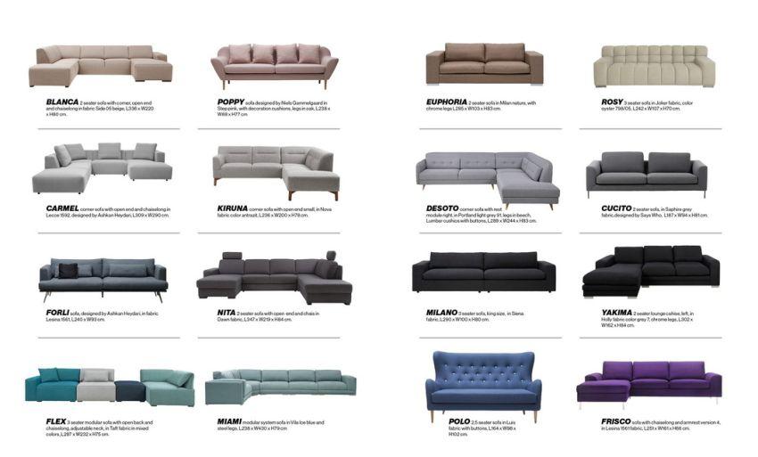 IDdesign kanapék