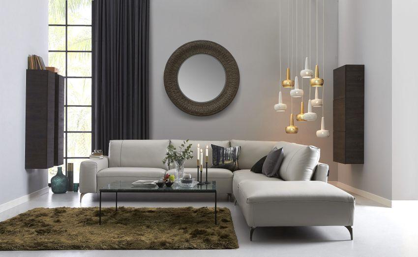 IDdesign kanapé és lámpa