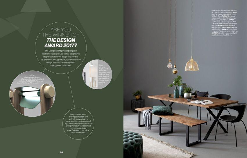 IDdesign modern étkezőbútor